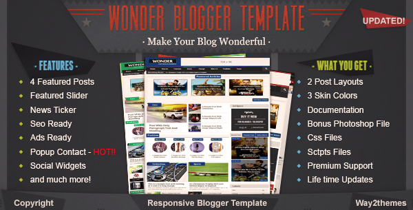 Premium Blogger Template Free Download Archives Guidepedia