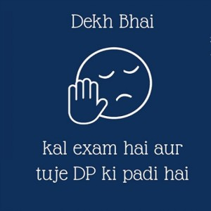 Exam Whatsapp dp profile picture download