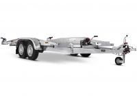Car Trailer for Transporting Cars